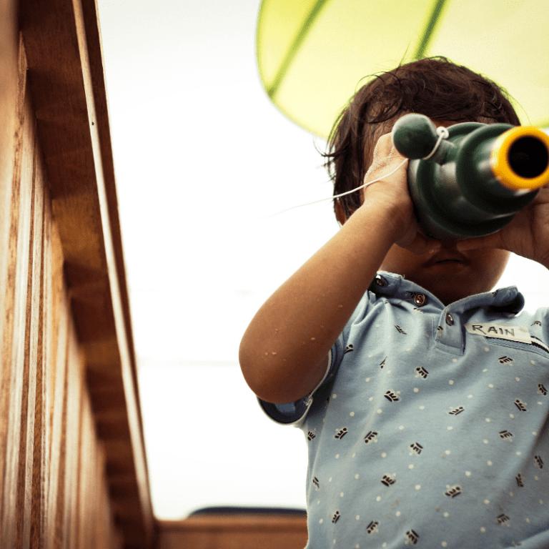 Parenting a Curious Child