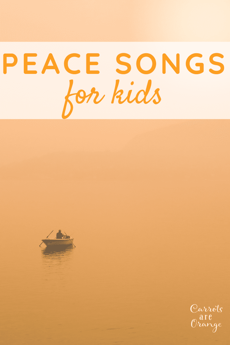 Peace Song for Kids