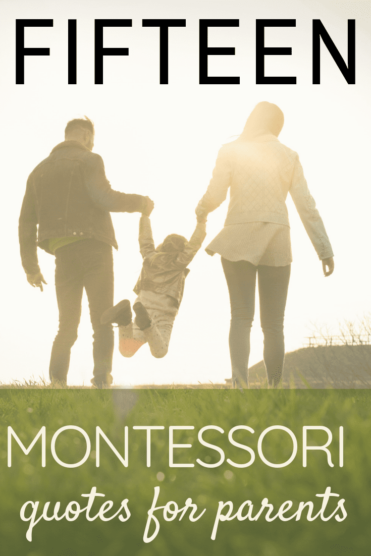 Powerful Montessori Parents Quotes To Guide You