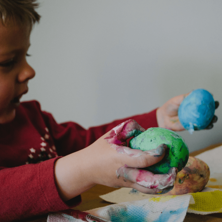 Art projects for toddlers