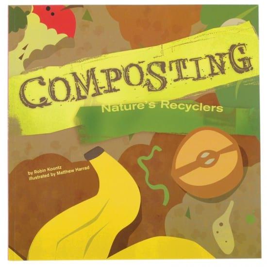 Composting Book for Kids