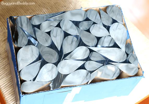 DIY Light Patten Box