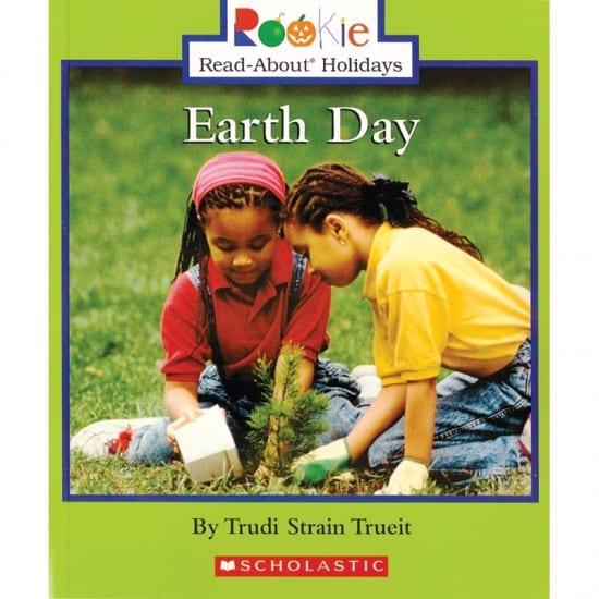 Montessori Services Earth Day Book