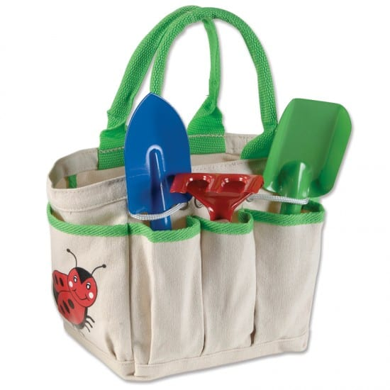 Montessori Services Gardening Tote & Tools