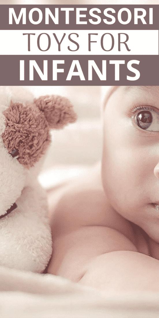 Montessori Toys for Infants