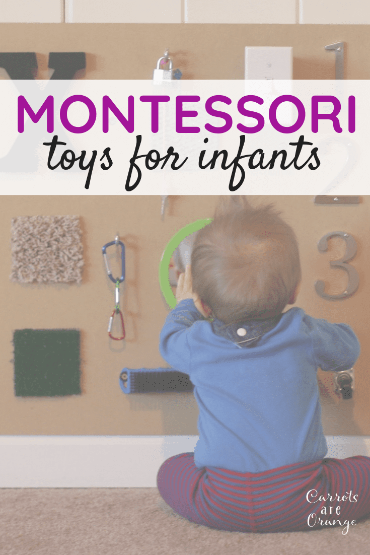 Montessori Toys for Infants