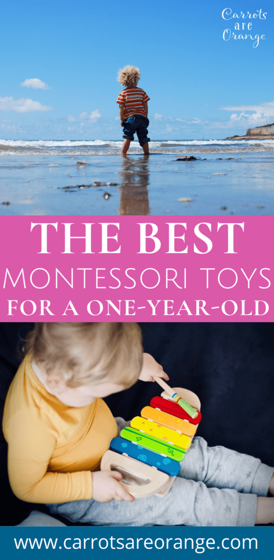 The Best Montessori Toys for a One-Year-Old