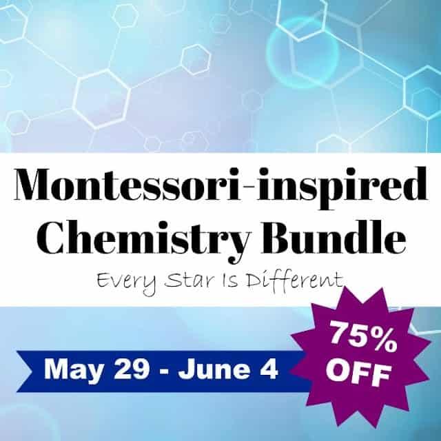 Montessori Chemistry Printables
