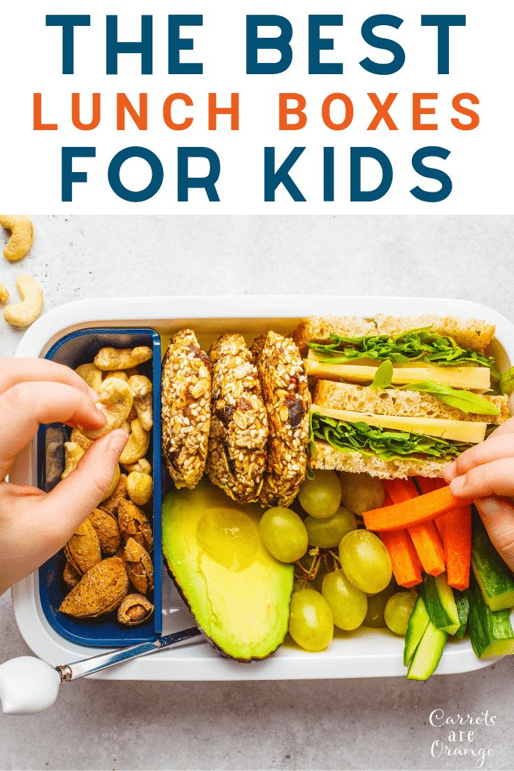 The Best Lunch Boxes for Kids