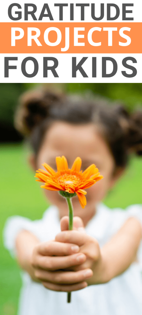 Gratitude Projects for Kids