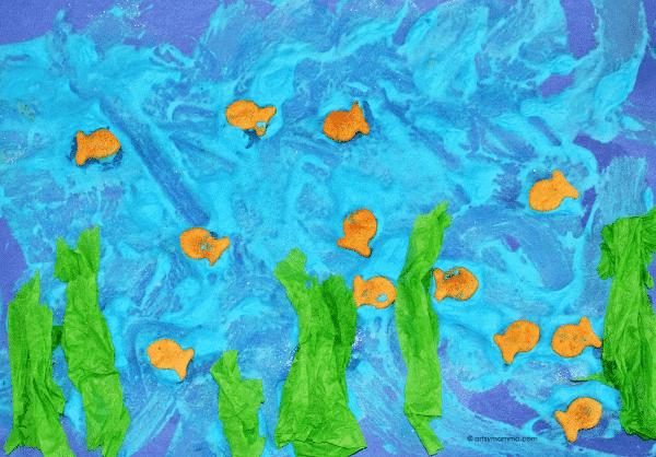 Ocean Collage e
