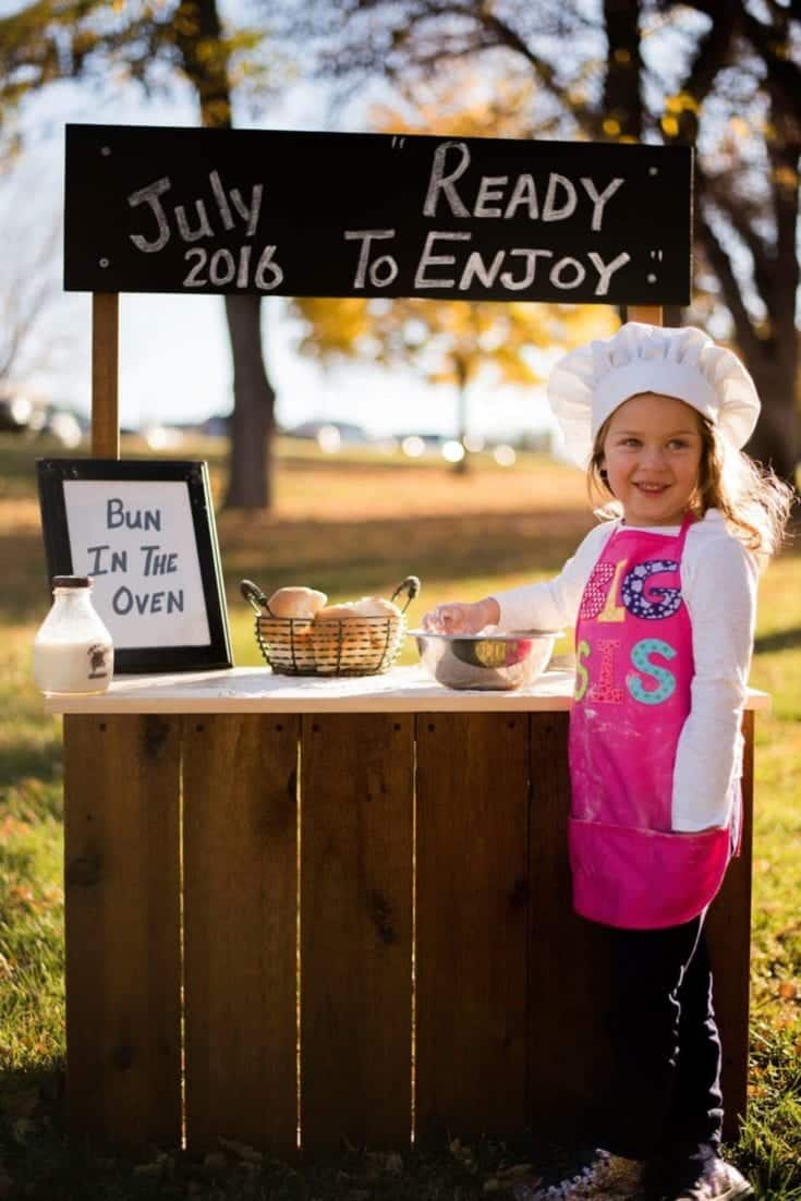 Farm Stand for Kids