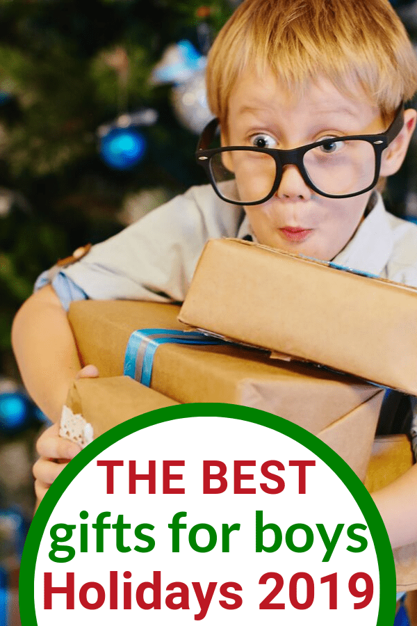 The Best Gifts for Boys