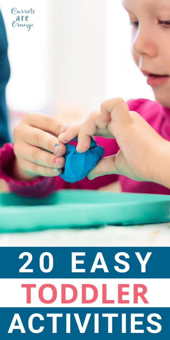 Easy Activities for Your Creative Toddlers