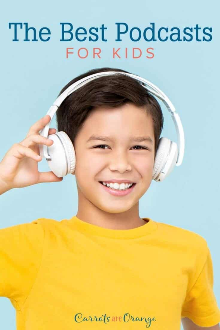 [2020] Best Podcasts For Kids